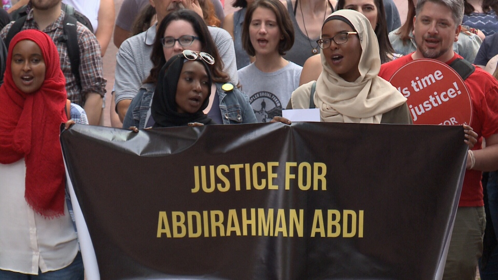Statement on the Abdirahman Abdi Case