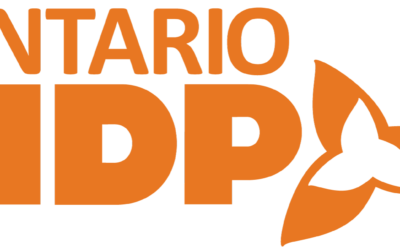 Statement from the Ontario NDP