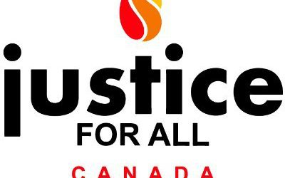 Statement from Justice for All Canada