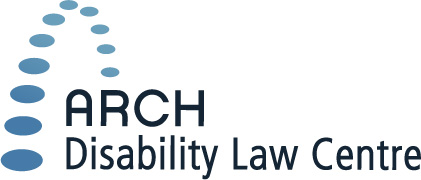 Statement from ARCH Disability Law Centre